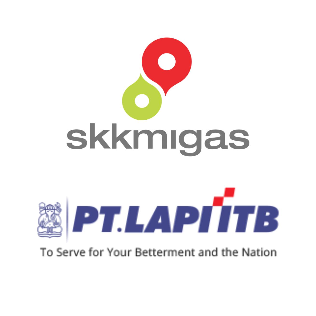 Logo PT. LAPI ITB - SKK Migas