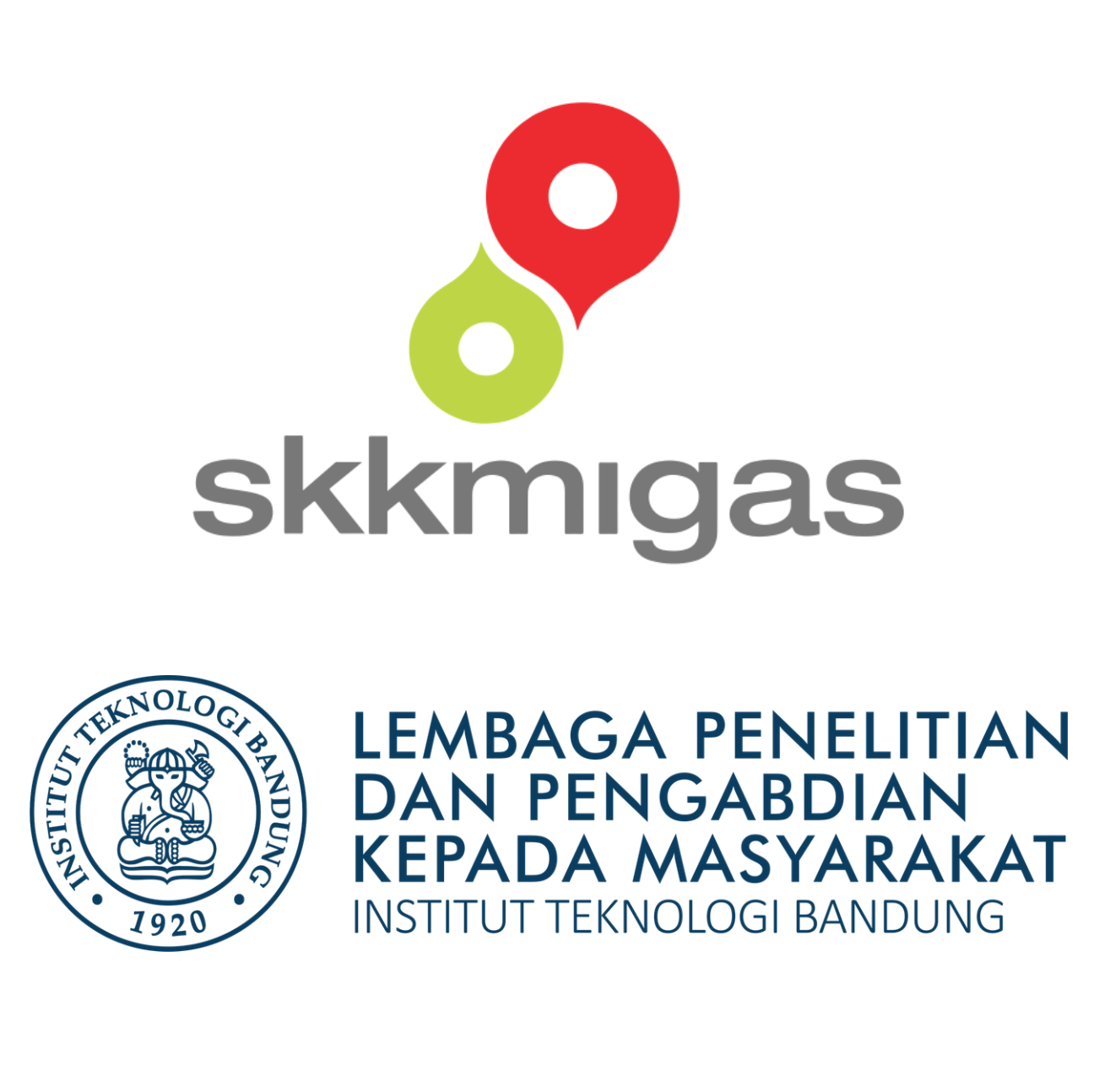 Logo PT. LPPM ITB - SKK Migas