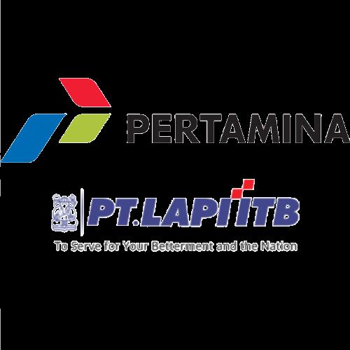 Logo PT. LAPI ITB - Pertamina Research and Technology Center
