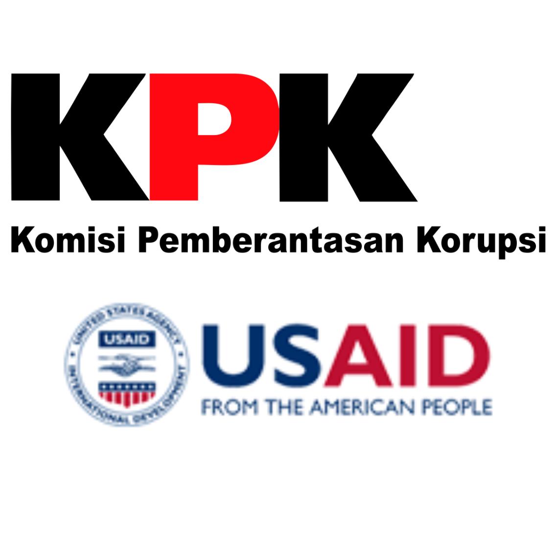 Logo USAID CEGAH - Komisi Pemberantasan Korupsi